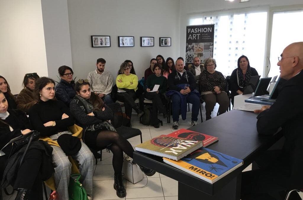 WORKSHOP SULLA PELLETTERIA